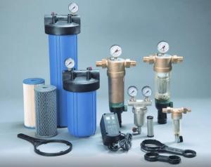 Фильтры для воды и комплектующие