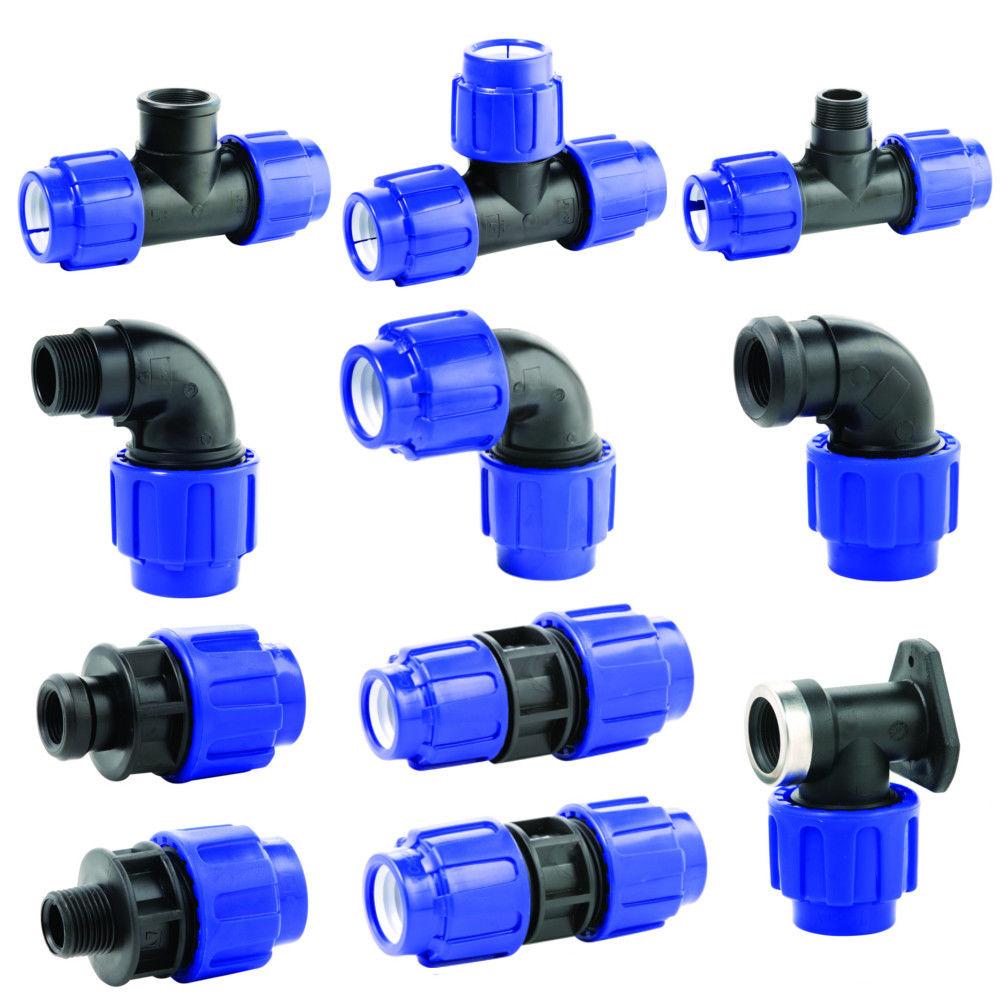 Системы трубопроводов из ПНД (Полиэтилена низкого давления)
