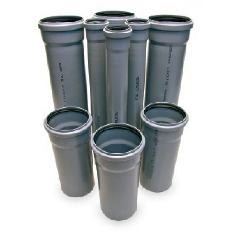 Трубы для внутренней канализации (стандарт)