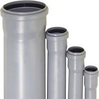 Трубы для внутренней канализации (эконом)