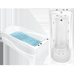 Акриловые ванны Виктория