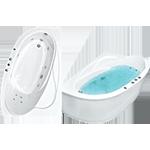 Акриловые ванны Изабелла