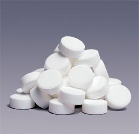 Соль техническая таблетированная